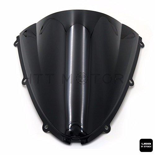 ninja 07 zx6r windshield - 5