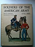 img - for Soldiers of the American Army, 1775-1954 book / textbook / text book