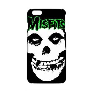 Angl 3D Case Cover Misfits Crimson Ghost Phone Case for iPhone6 plus