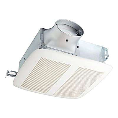 Nutone LoProfile Energy Star Bathroom Fan 80 CFM, 1.1 Sone