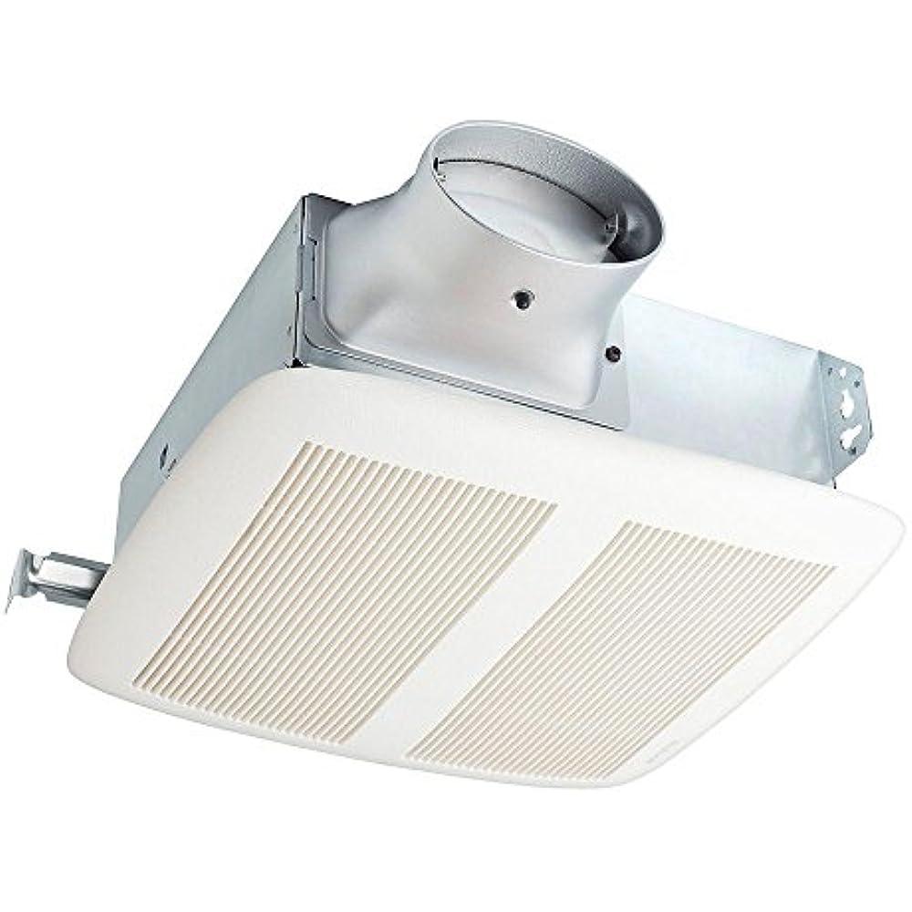 Nutone LPN80 LoProfile Energy Star Bathroom Fan CFM, 1.1 ...