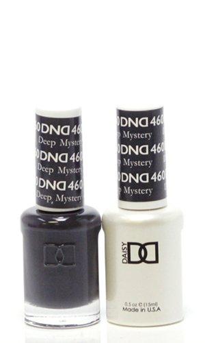 DND *Duo Gel* (Gel & Matching Polish) Fall Set 460 - Deep Mystery by DND Gel