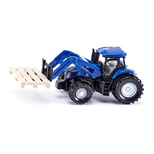 die cast new holland tractor - 7