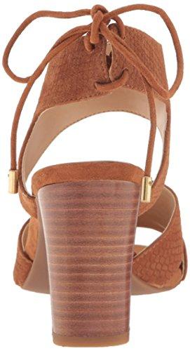 Franco Sarto Womens Pärla Krängt Sandal Whisky