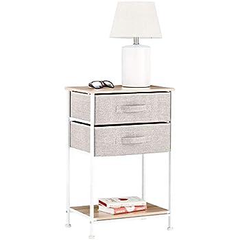 Amazon.com: mDesign - Torre de almacenamiento para mesa ...