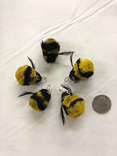- Litterboy Baby Bee Attachment - 5 Pack - Fits Popular Wand Toys