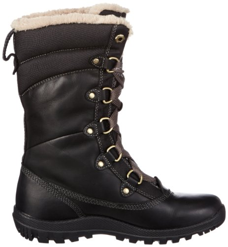 Timberland Mount Hope_mount Hope Mid F/L Wp Boo, Botines para Mujer Negro - negro
