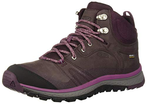 Leather 5 KEEN Wandern AW18 Mid Waterproof Stiefel Terradora 10 Women's Uqwg51q