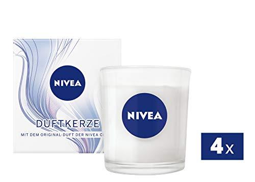♥ NIVEA Duftkerze Kerze im Glas Duft Creme Neu  ♥ 120 g