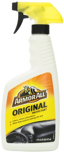 Armor All Protectant, Original 1 pt (16 fl oz) 473 ml) (Armor All Ingredients)