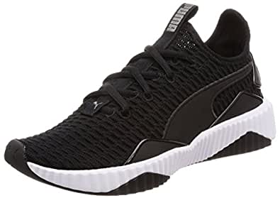 PUMA Shoes – Defy Wn´s Black/White Size: 37