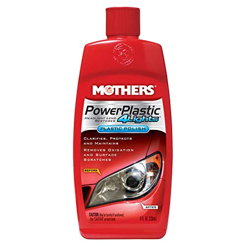 Mothers 08808 PowerPlastic 4Lights - 8 oz