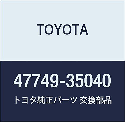 Brake Pad Pin Clip - Toyota 47749-35040, Disc Brake Pad Pin Clip