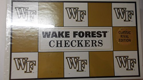 Rival Checkers (Wake Forest Checkers Classic Rival Edition)