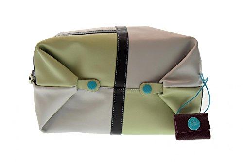 GABS donna borse a mano G3 PATCHWORK ESCUDO PESCI G000030T3 X 0235 F6011 F6011 Pesci