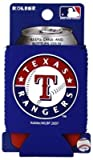 TEXAS RANGERS MLB CAN KADDY KOOZIE COOZIE COOLER