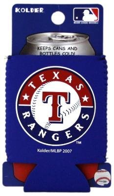 - TEXAS RANGERS MLB CAN KADDY KOOZIE COOZIE COOLER
