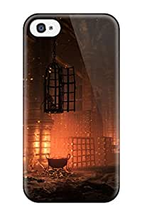 Best Case Cover Hellraid/ Fashionable Case For Iphone 4/4s 9968424K39169987