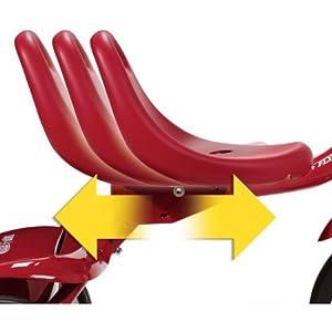 Radio Flyer Folding Trike, Red
