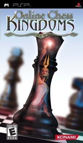 Online Chess Kingdoms – Sony PSP