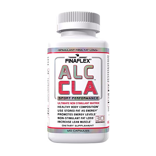 ALC CLA, Non Stimulant Weight Loss Powerhouse, Burn Fat, Promote Lean Muscle, No Caffeine, Natural Energy, Acetyl-L-Carnitine and Conjugated Linoleic Acid, No Jitters, 120 Capsules