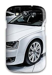 Galaxy S3 Case Bumper Tpu Skin Cover For Audi A8 24 Accessories