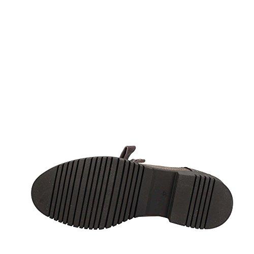 Sneakers 35 CAFE' Femme NOIR LEA221 Bronze EwRqCpY
