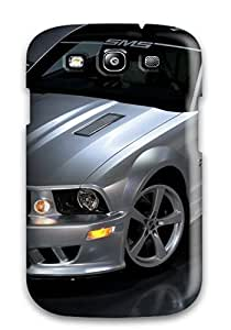 Ideal Matt C Brown Case Cover For Galaxy S3(mustang), Protective Stylish Case by icecream design