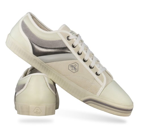 3ab86e2732b6 Puma Rudolf Dassler Wellengang Womens Trainers   Shoes - Off White - SIZE  UK 3  Amazon.co.uk  Shoes   Bags