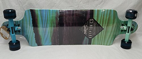 Kryptonics Rolling Waves Drop Down Longboard 34