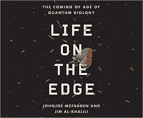 E-kirjojen latausfoorumi Life on the Edge: The Coming of Age of Quantum Biology 1681413183 DJVU by Johnjoe McFadden,Jim Al-Khalili