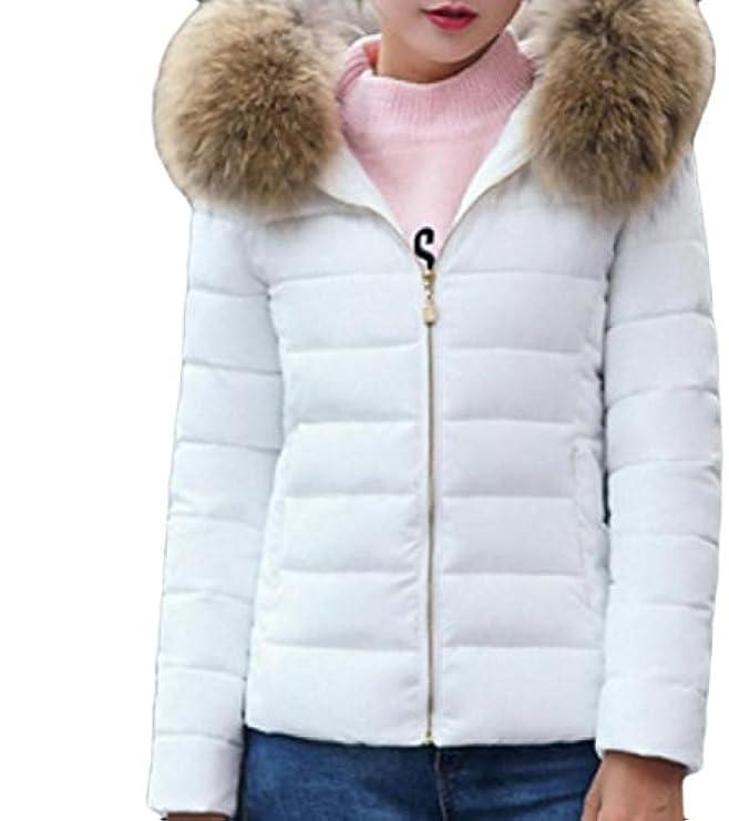 Womens Hoodie Solid Sheng Up Xi Parka Down Zip Skinny Giacca Short SAw5x