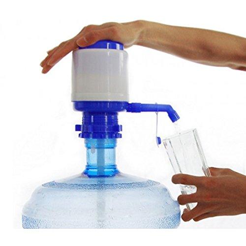 MAXELLPOWER Bomba DISPENSADORA DE Agua para GARRAFAS Rosca Universal: Amazon.es: Hogar