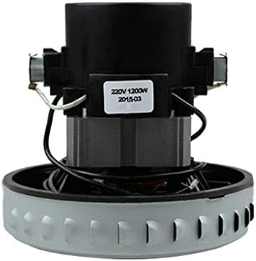 Amuzocity Accessori Aspirapolvere Universali Motore Per Vuoto Secco E Umido Alluminio 1200w