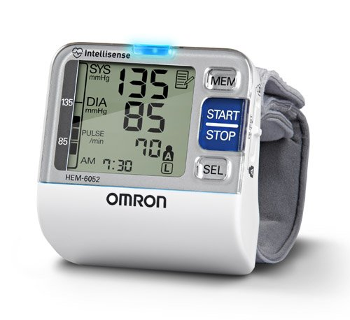 SPECIAL PACK OF 3-Wrist Blood Pressure Monitor 7 Series Omron