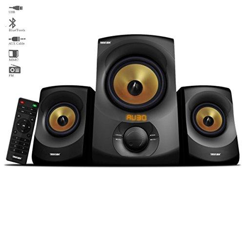 Truvison SE-2079BT 2.1 Multimedia Speaker System with Bluetooth USB FM AUX MMC