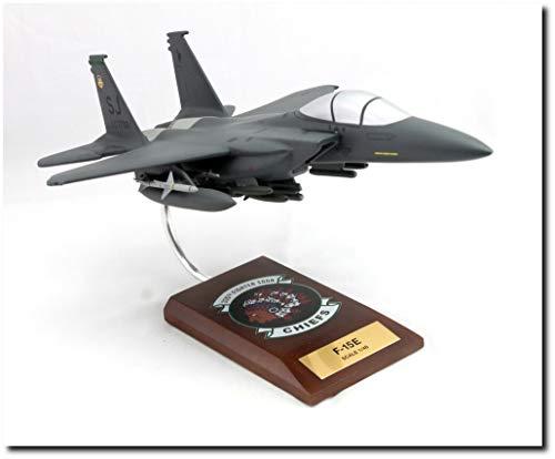 Planejunkie Aviation Desktop Model - F-15E Strike Eagle 1/48 4th Fighter Wing 335th