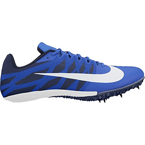 Nike Zoom Rival S 9 Track Spike Iper Reale / Bianco / Profondo Blu Reale / Nero