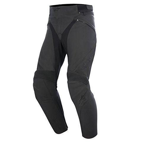 Leather Sportbike Pants - 4