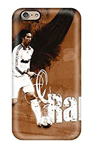 Faddish Phone Sergio Ramos Case For Iphone 6 / Perfect Case Cover(3D PC Soft Case)