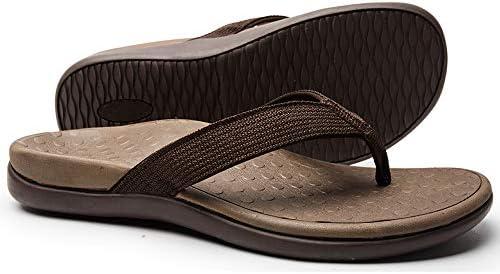 LLSOARSS Plantar Fasciitis Feet Sandal
