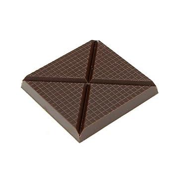 Barra de policarbonato molde para Chocolate (cuadrado Break Up Bar): Amazon.es: Hogar