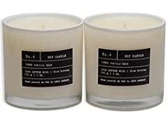 Our Mission: To create a scented candle that you can actually smell. One that burns cleanly and is slow burning. A great candle that is not only beautiful but affordable! Our candles are made with the highest quality of premium soy wax. These...