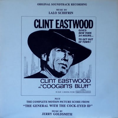 Coogan's Bluff, The General With the Cock-Eyed Id, The Big Country, and The Cowboys