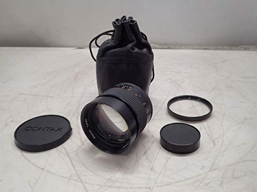 CONTAX コンタックス レンズ Planar 85mm F1.4 T   B07MB683FS