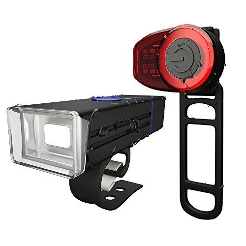 Led Bike Bicycle Headlight Torch - 2