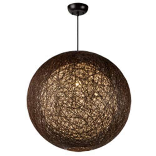 - Maxim Lighting Bali Pendant Light 14407CHWT