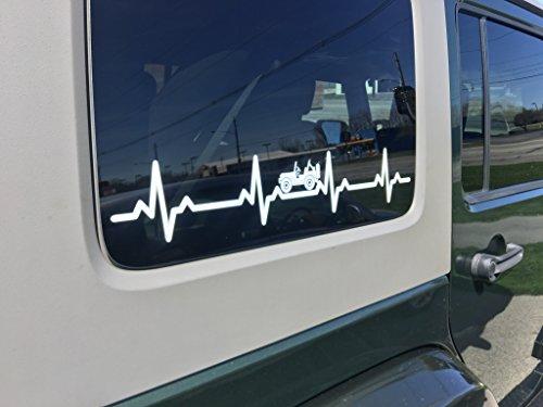 Jeep Wrangler EKG HEARTBEAT (22.5