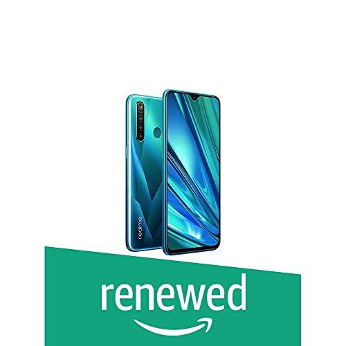 (Renewed) Realme 5 Pro (4GB RAM 64GB ROM) (Crystal Green)