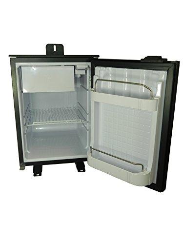 amazon com truckfridge tf49cas r black replacement refrigerator 1 8
